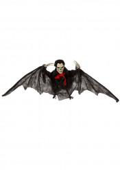 Decorazione Halloween: pipistrello vampiro da appendere