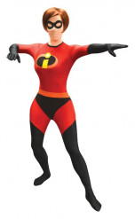 Costume seconda pelle Morphsuits™ Elastigirl™ adulto Gli Incredibili™