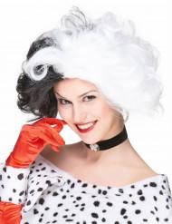 Parrucca donna bicolore
