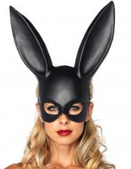 Maschera da coniglio nero