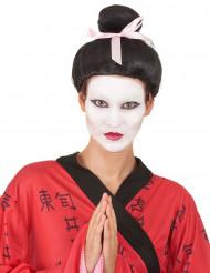 Parrucca da geisha per adulto
