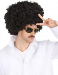 Parrucca afro clown maxi uomo 400 gr