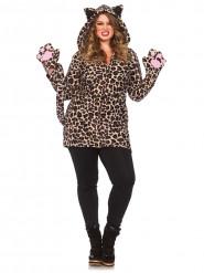 Costume Leopardo donna taglie forti