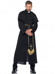 Costume da prete per uomo