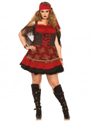 Costume Gitana taglia forte per donna