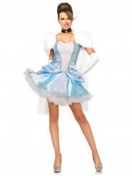 Costume Principessa Azzurra per donna