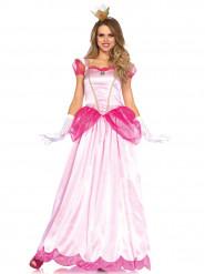 Costume Principessa Rosa per adulto