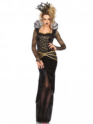 Costume deluxe strega donna - Premium