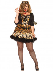 Costume leopardo sexy donna