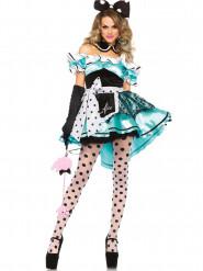 Costume Alice nel Paese delle Meraviglie sexy per donna