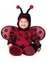 Costume Coccinella per neonato