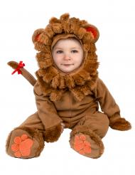 Costume Leone per neonato - Lusso