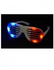 Occhiali LED Francia per adulti