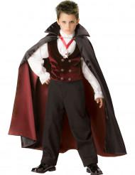 Travestimento vampiro gotico bambino