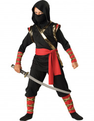 Travestimento ninja bambino - Premium