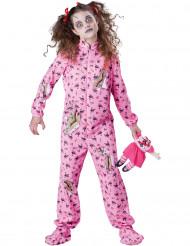 Travestimento zombie bambina