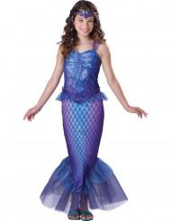 Travestimento Sirena bambina - Premium
