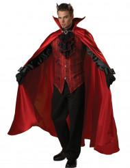 Costume diavolo deluxe per uomo