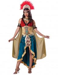 Travestimento Regina Maya donna - Premium