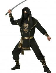 Travestimento Ninja uomo - Premium