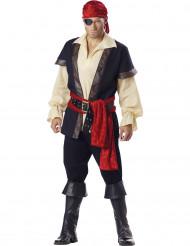 Travestimento Pirata uomo - Premium