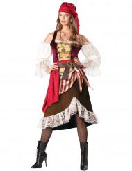 Travestimento piratessa donna - Premium