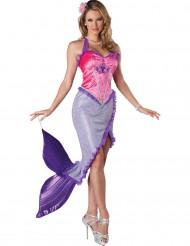 Travestimento Sirena donna - Premium