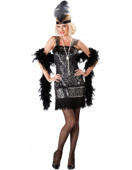 Costume Charleston per donna - Premium