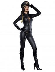 Costume Capitano sexy donna - Premium