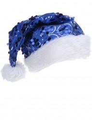 Cappello a paillettes Natale adulto