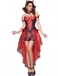 Costume Diavolessa donna - Premium