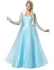 Costume principessa delle nevi donna