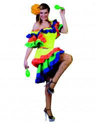 Costume ballerina di rumba da donna