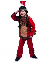 Costume Indiano d'America bambino