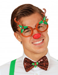 Occhiali renna adulto Natale