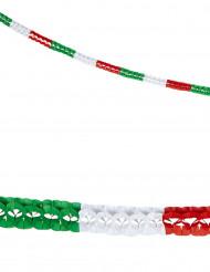 Ghirlanda di carta Italia