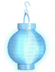 Lanterna luminosa celeste 15 cm