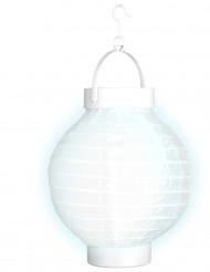 Lanterna luminosa bianca 15 cm