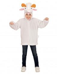 Costume Capra con cappuccio per bambino