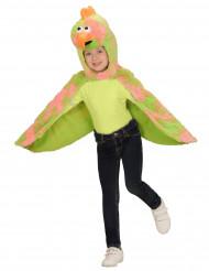 Costume Uccello con cappuccio per bambino