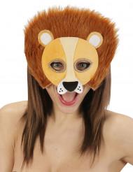 Maschera leone adulto