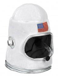 Casco cappuccio da Astronauta Adulto