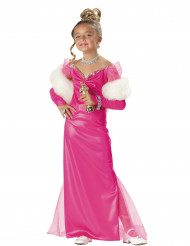 Costume star di Hollywood per bambina