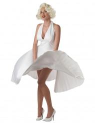 Costume Marylin lusso da donna