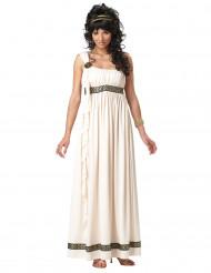 Costume dea dell'Olimpo per donna