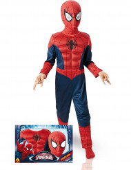 Travestimento deluxe 3D EVA Spiderman™ Ultimate cofanetto