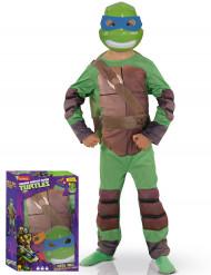 Costume deluxe Tartarughe Ninja™ per bambino con cofanetto