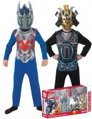 Cofanetto costumi Optimus prime e Drift™ - Tranformers™ bambino