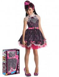 Costume deluxe Draculaura Sweet 1600™ bambina con cofanetto