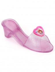 Scarpette Principessa Sofia™ plastica viola trasparente bambina